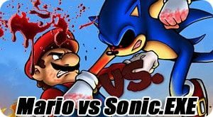 Play Full Online Sonic EXE Game